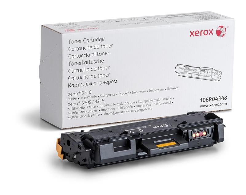 Картридж Xerox (106R04348) B205/B210/B215 Black