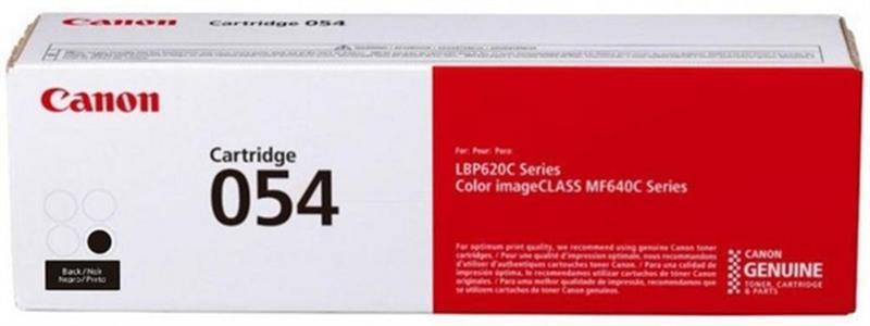 Картридж Canon 054 LBP621Cw/623Cdw/MF641Cw/643Cdw/645Cx Black (3024C002)