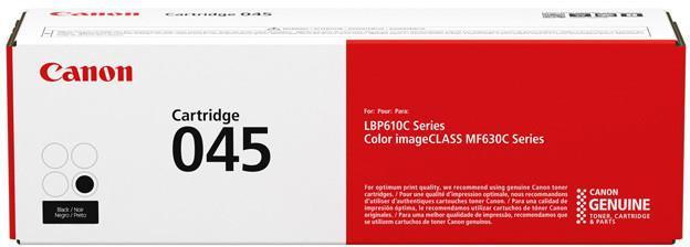 Картридж Canon 045 MF610/630 Black (1242C002)
