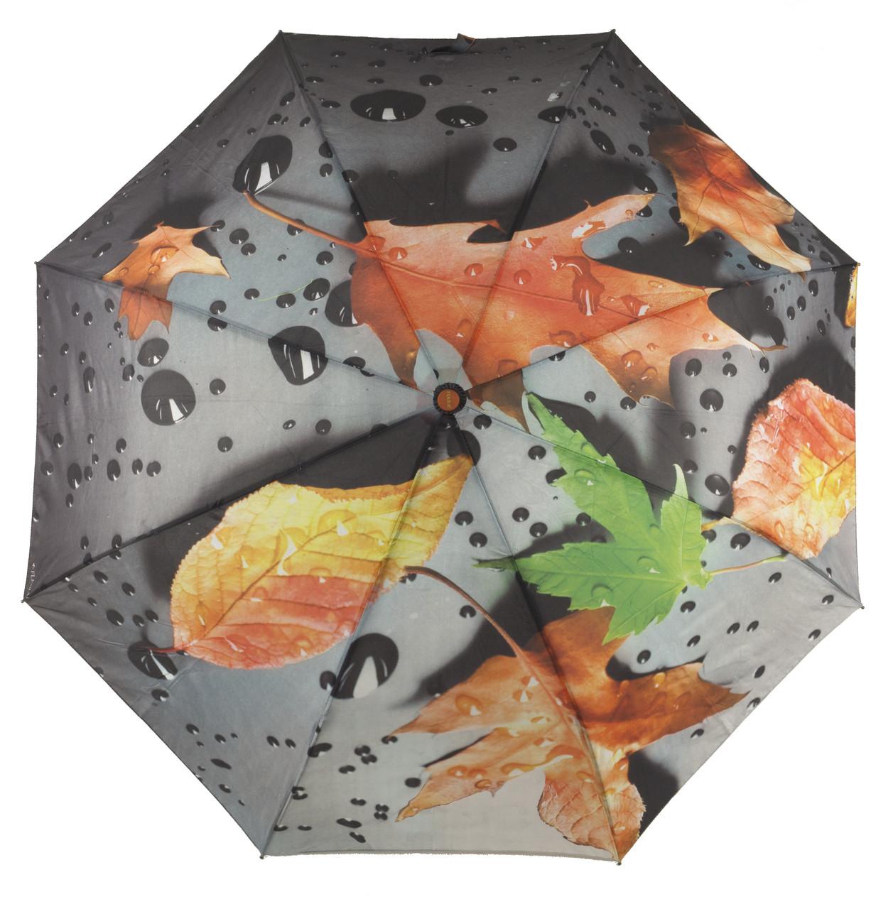 Женский красивый прочный зонтик полуавтомат  Fiaba art. 788