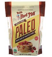 Bob's Red Mill, Paleo Pancake & Waffle Mix, Grain Free, Gluten Free, 13 oz (368 g)