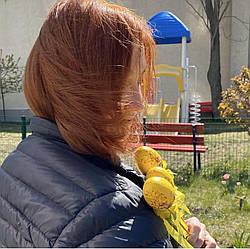 Красить и восстанавливать волосы одномременно?