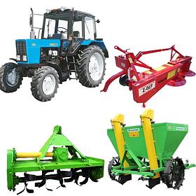 Тракторное оборудование