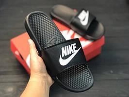Сланцы Nike (шлепки, шлепанцы) (реплика)