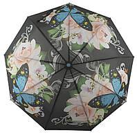 Женский красивый прочный зонтик полуавтомат  SUSINO art. 3372, фото 1