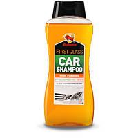 Высококонцентрированный шампунь для мытья автомобиля Bullsone (упаковка 530 мл)