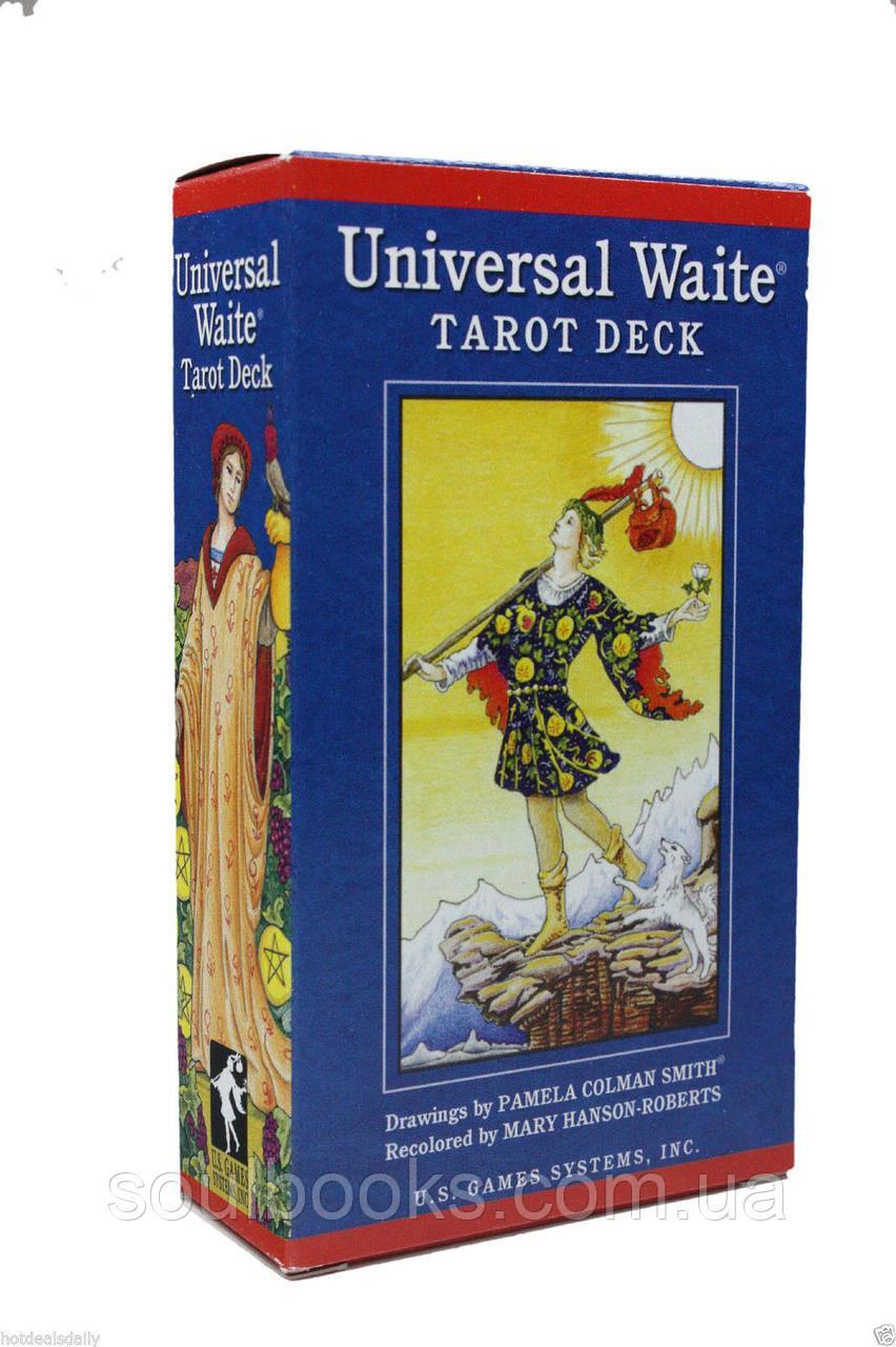 Карты Universal Waite Tarot (Универсальное Таро Уэйта)