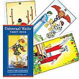 Карты Universal Waite Tarot (Универсальное Таро Уэйта), фото 2