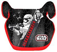 Детское автокресло бустер STAR WARS Звездные войны 15-36 кг для детей