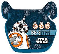 Детское автокресло бустер Звездные войны Star Wars BB8 15-36 кг для детей