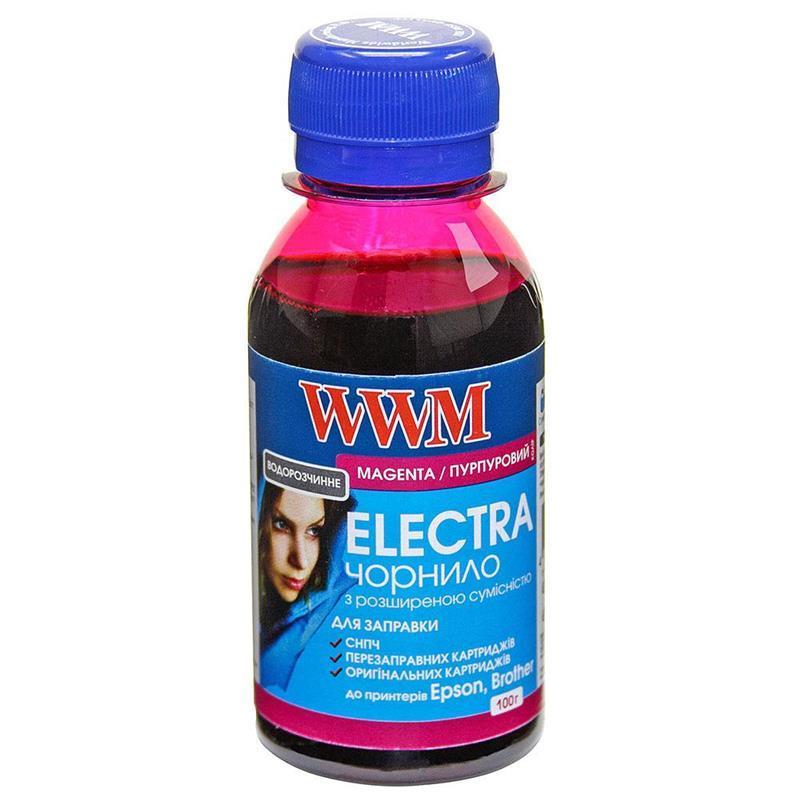 Чернила WWM Epson Universal Electra Magenta (EU/M-2) 100г