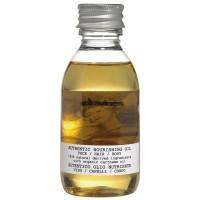Питательное масло для лица, волос и тела Davines Authentic Hydrating oil 140мл