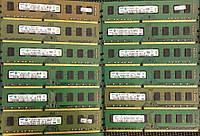 Оперативная память Samsung 4Gb DDR3 2R 1600 PC3 12800 ПК intel amd бу