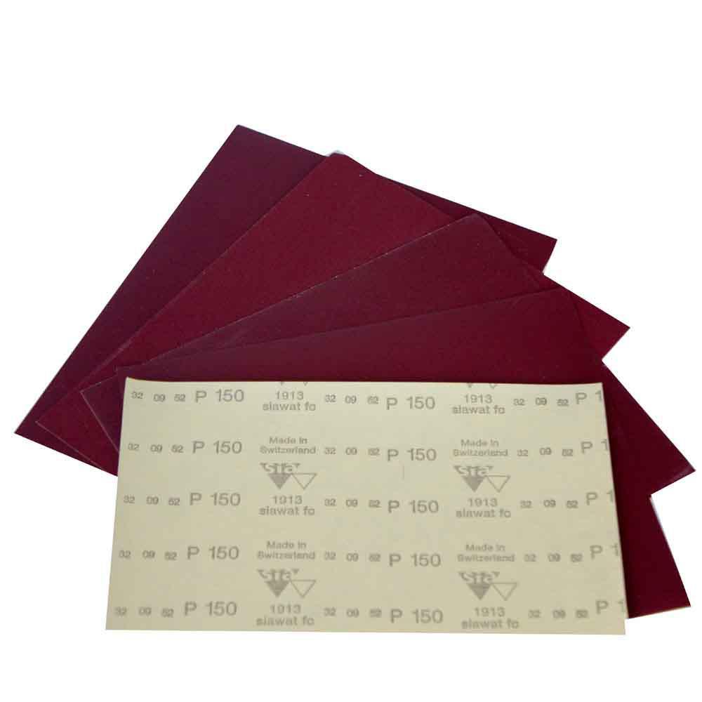 Наждачная бумага водостойкая SIA лист 230 x 280 мм P280