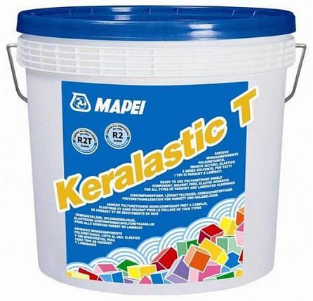 Універсальний поліуретановий клей для плитки KERALASTIC T, Мареі / 10кг / білий, фото 2