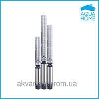 Насос для скважины трехфазный Sprut 6SP 17-9 центробежный