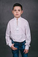 Вишиванка дитяча, для хлопчика Лук'ян 152 розмір