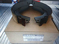 Колодки ручника NISSAN TIIDA АРАБ   44060-ED026