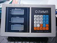 ТОВАРНЫЕ ВЕСЫ ОЛИМП TCS-В (300 кг). 400х500мм, фото 1