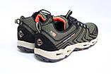 Мужские кроссовки зеленые сетка. Чоловічі кросівки сітка зелені. BAAS., фото 2