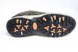 Мужские кроссовки зеленые сетка. Чоловічі кросівки сітка зелені. BAAS., фото 4