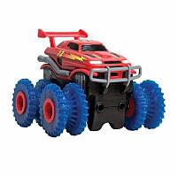 Машинка Trix Trux Monster Truk для канатного детского трека монстр-траки Красная SUN22181, КОД: 317236
