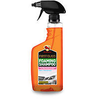Высококонцентрированный спрей-шампунь для мытья автомобиля Bullsone / 550 мл