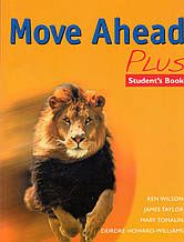 Учебник  Move Ahead Plus Student's book