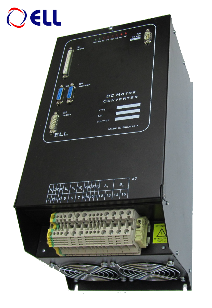 ELL 4013-222-10 цифровой тиристорный преобразователь постоянного тока