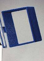 Рамка синяя формата А4 для перекидной системы