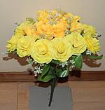 "М-545 Букет роз ""Вивальди"" 24 головы  40х8 см, фото 4"