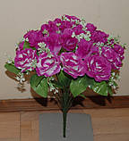 "М-545 Букет роз ""Вивальди"" 24 головы  40х8 см, фото 5"