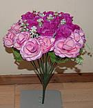 "М-545 Букет роз ""Вивальди"" 24 головы  40х8 см, фото 8"