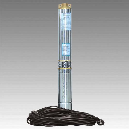 Насос центробежный погружной Aquatica 777153; 1.5 кВт; h=76 м; 10.8 м.куб/час