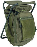 Рюкзак-стул Mil-Tec, 20л,Olive