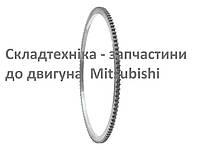 Зубчатый венец стартера, венец маховика, для двигателей Mitsubishi (106 зубьев)