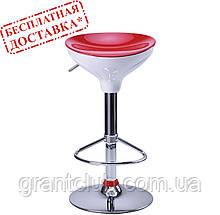 Стул барный хокер ALBA красный AMF (бесплатная адресная доставка)