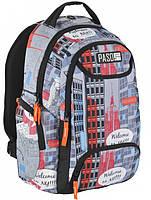 Молодежный рюкзак Paso 22 л Разноцветный 17-2908UY, КОД: 972300