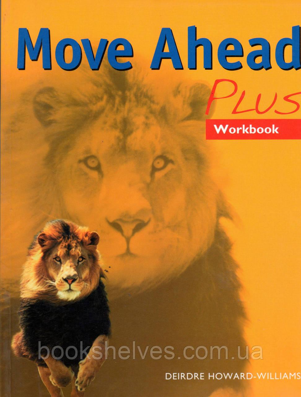 Рабочая тетрадь  Move Ahead Plus Workbook
