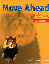 Робочий зошит Move Ahead Plus Workbook