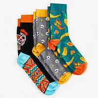 Носки женские Dodo Socks набор Mexicana 39-41 3 пары 009673, КОД: 1218729