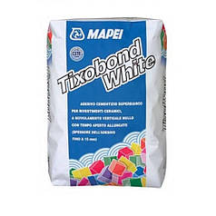 Клей для плитки Tixobond MAPEI / білий / 25 кг