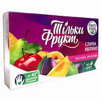 Только фрукты Пастила Слива-Яблоко 50г
