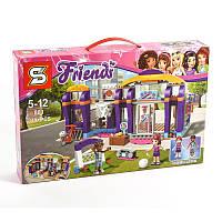 Конструктор Friends SY881 Спортивный центр (Аналог Lego Friends 41312)