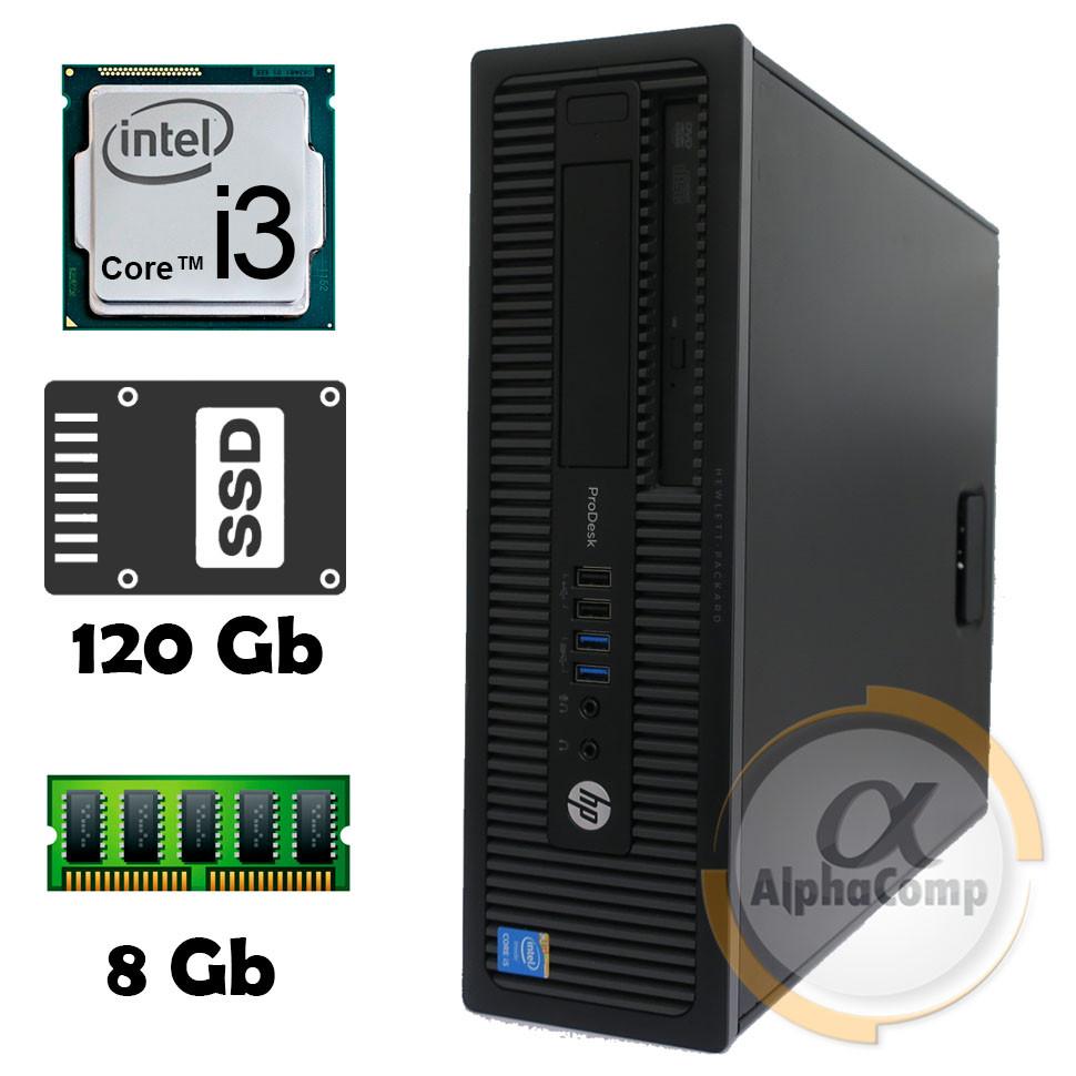 Компьютер HP 800 G1 (i3-4130/8Gb/ssd 120Gb) БУ