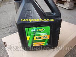 Масло трансмиссионное OIL Right Тэп-15В, 90 GL-2 Нигрол , минеральное, канистра 3 литра (Производитель Delfin)