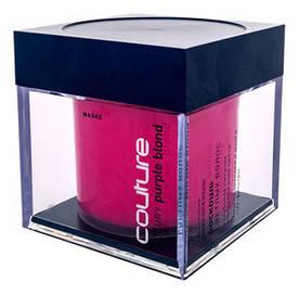 """Коралловая маска для волос """"Роскошь светлых волос"""" Estel Professional Luxury Purple Blond Haute Couture 200 мл"""