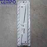 Консоль откидная Tempo 300 мм. белая, для раскладного стола., фото 4