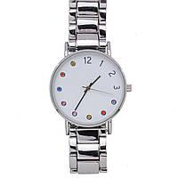 Жіночий годинник EvenOdd YP5YY Silver YP5YY, КОД: 1291058