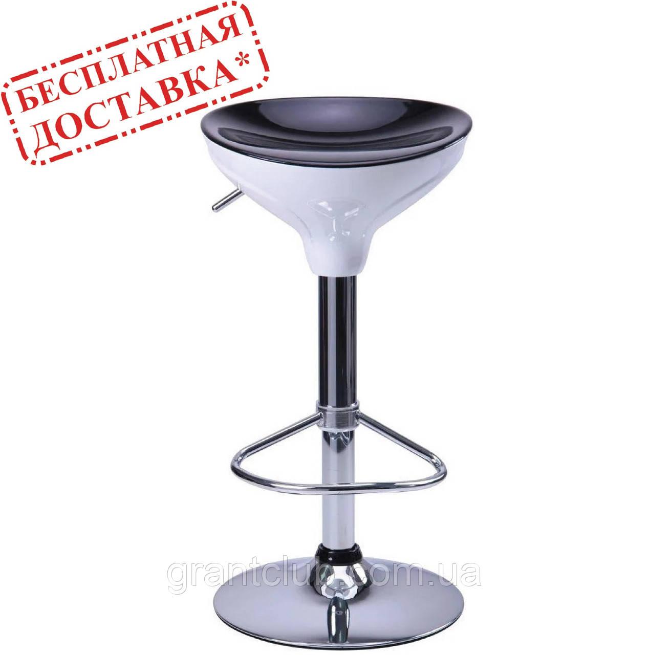 Стілець барний хокер ALBA чорний AMF (безкоштовна адресна доставка)